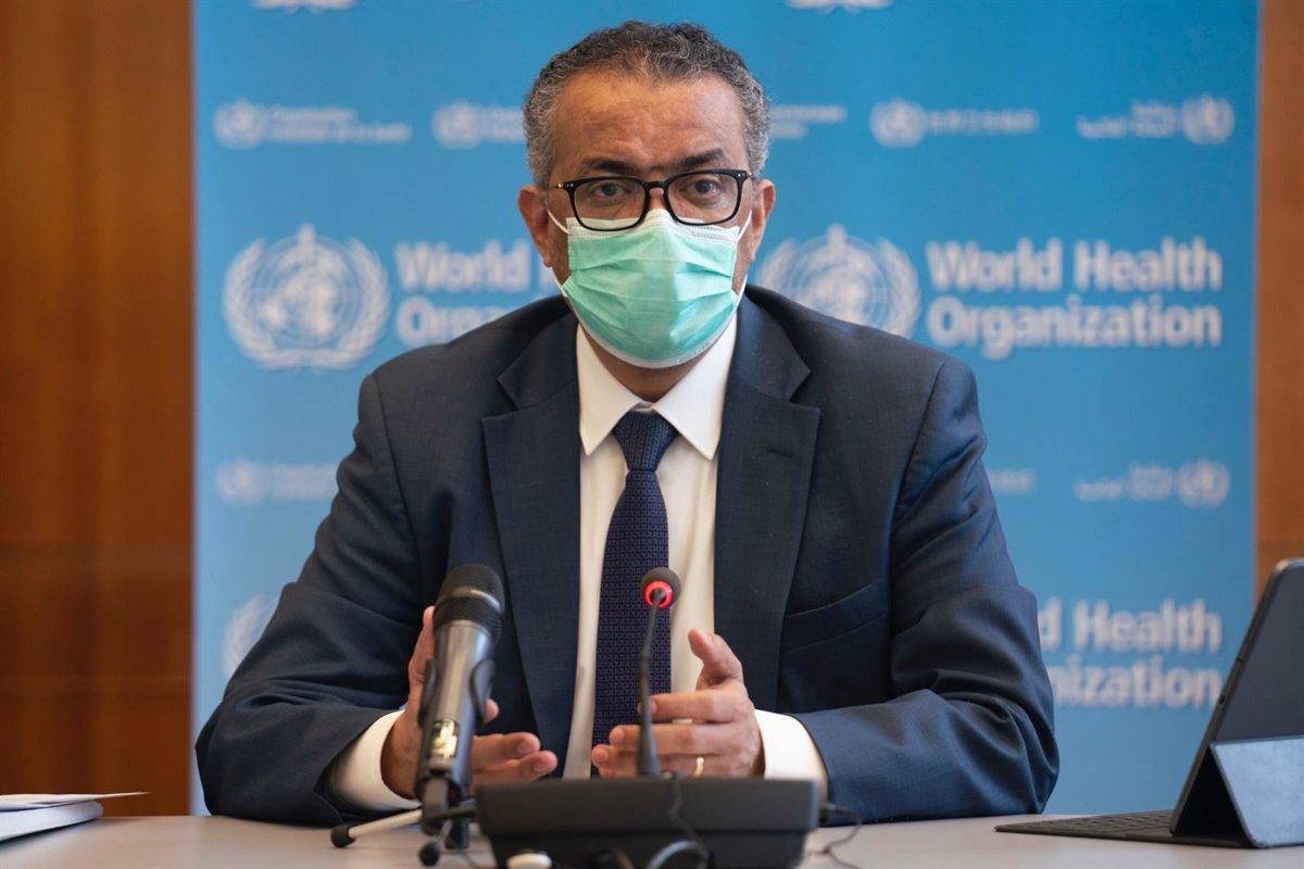 OMS acusa a países ricos de saltarse la fila para la adquisición de vacunas