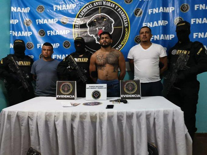 """FNAMP desarticula banda """"Los Cholos"""", dedicada al cobro de extorsión y sicariato"""