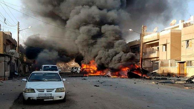 Al menos seis muertos en atentados con coches bomba en el noreste de Siria