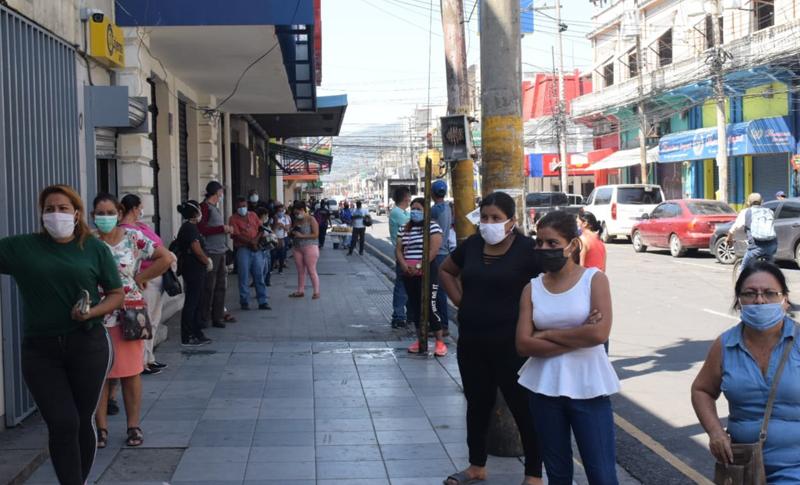 Hugo Noé Pino: «Se necesita inversión pública para reactivar la economía en el país»