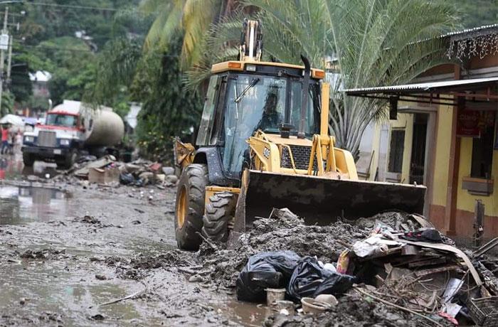 David Chávez: «Honduras está cerca para presenciar el inicio del proceso de reconstrucción»