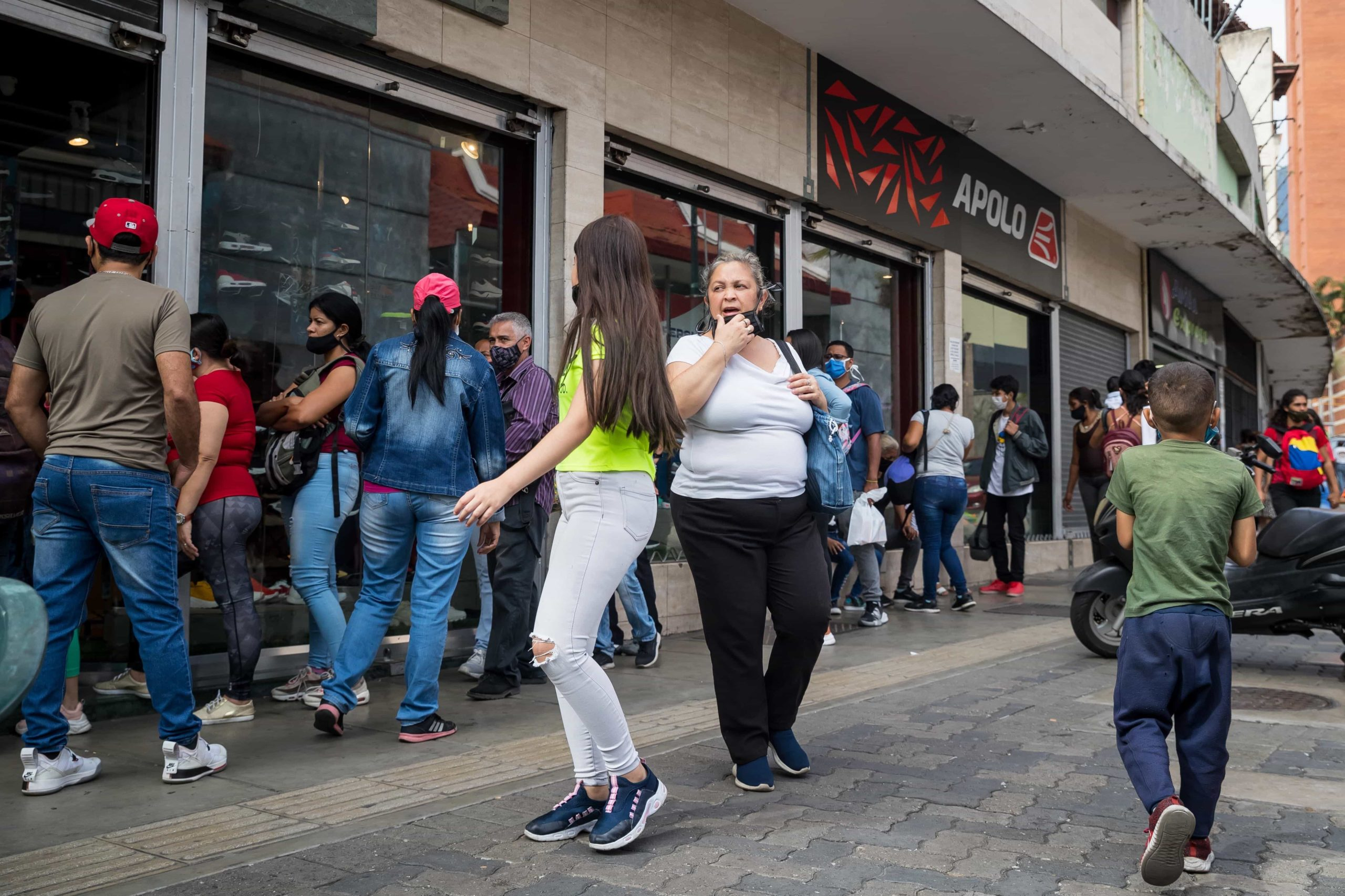 Venezuela anuncia «cuarentena radical» a partir del proximo 4 de enero