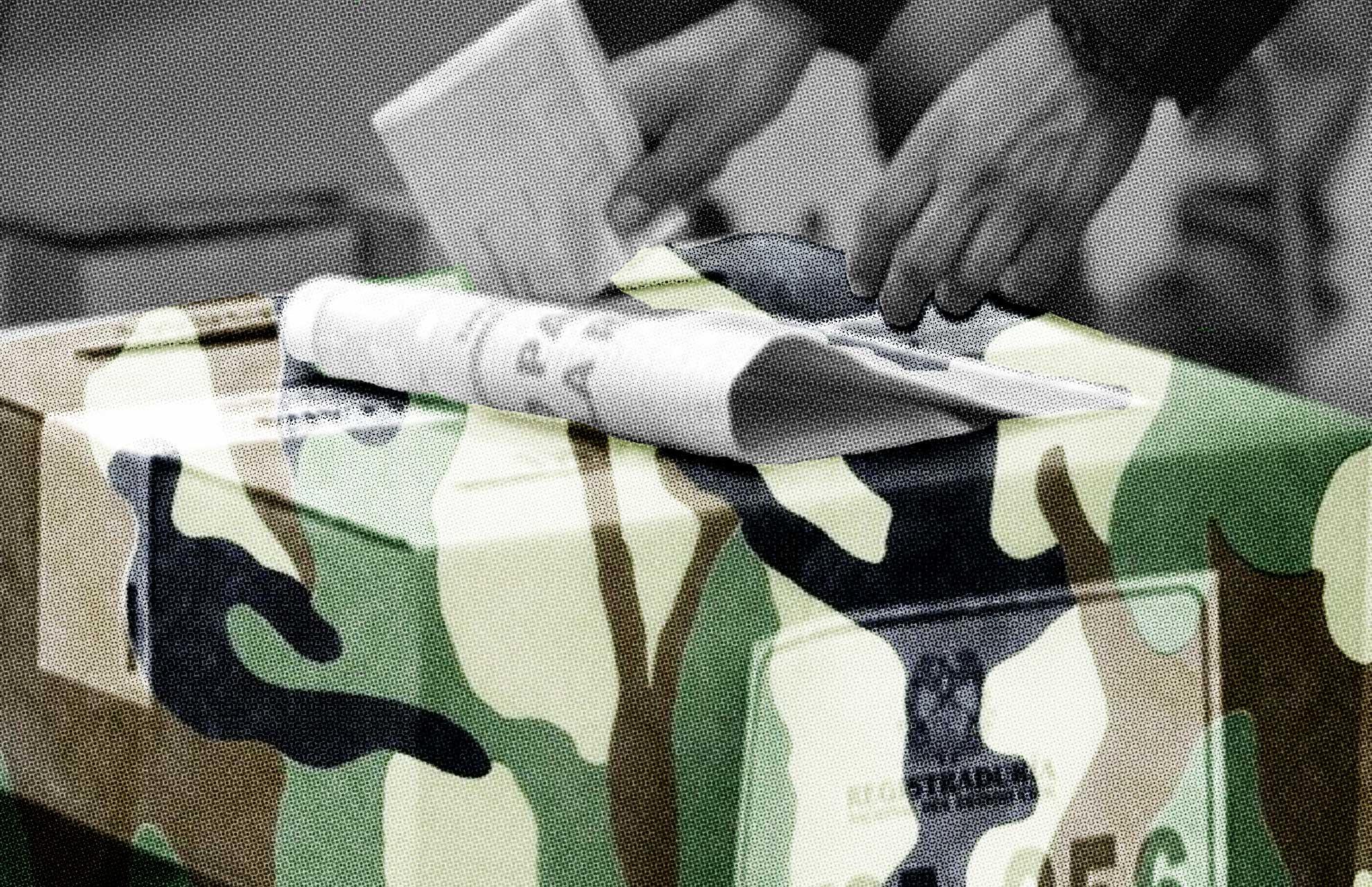 Ex presidente del TSE: Militares y policías deben votar