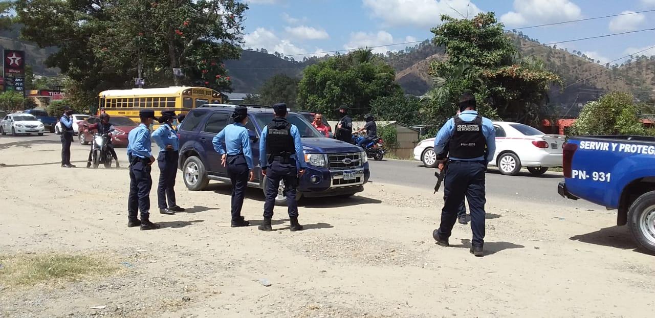 Policía Nacional refuerza sus acciones operativas para prevenir la comisión del delito en la zona oriental