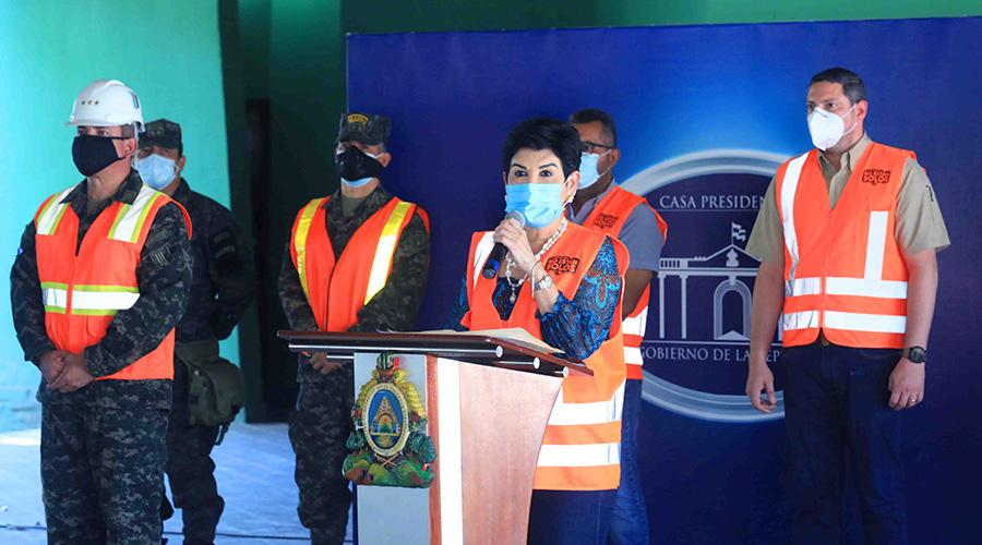 Gobierno ha beneficiado con limpieza de calles y casas a 321.464 afectados por tormentas
