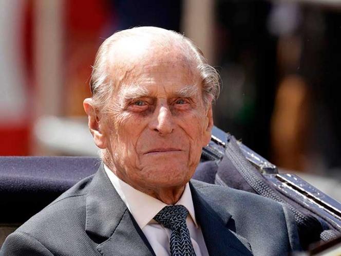 Hospitalizan al príncipe Felipe por precaución debido a un malestar