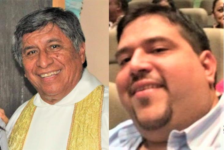 Fallecen por Covid-19 el padre Rudi Mejía y el médico Ángel Sabillon