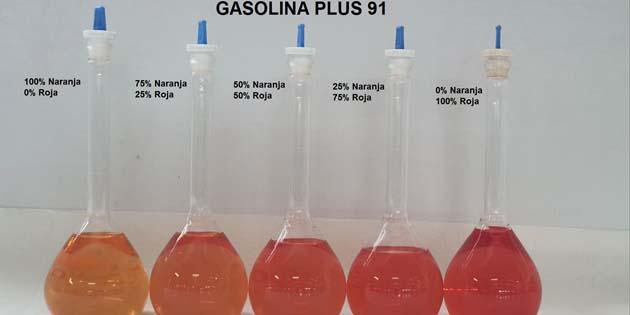 En un 80% avanza la descoloración en la gasolina superior informan autoridades