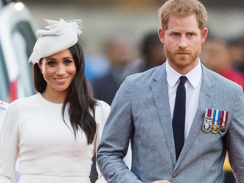 El príncipe Harry y su esposa Meghan perderán sus últimos títulos reales, según información del palacio de Buckingham
