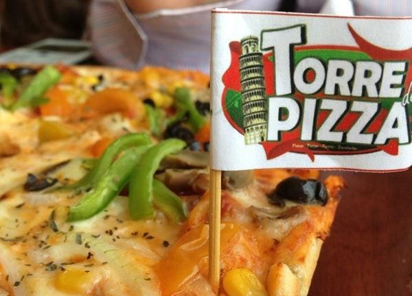 Torre de Pizza; Tras cierre total durante el 2020 reabre con servicio a domicilio