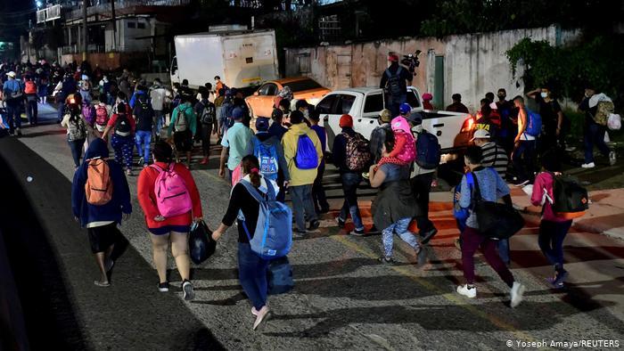 Próximo lunes comenzaran a ingresar migrantes a EEUU amparados por el Asilo Político