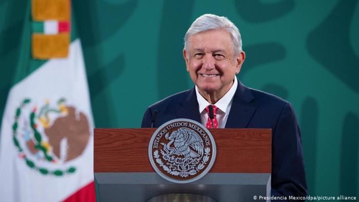 Presidente de México no utilizará mascarilla tras superar la Covid-19