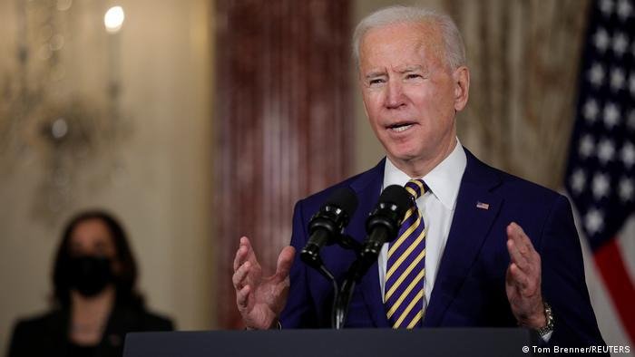 """Biden suspende los acuerdos de """"tercer país seguro"""" con Honduras, El Salvador y Guatemala"""