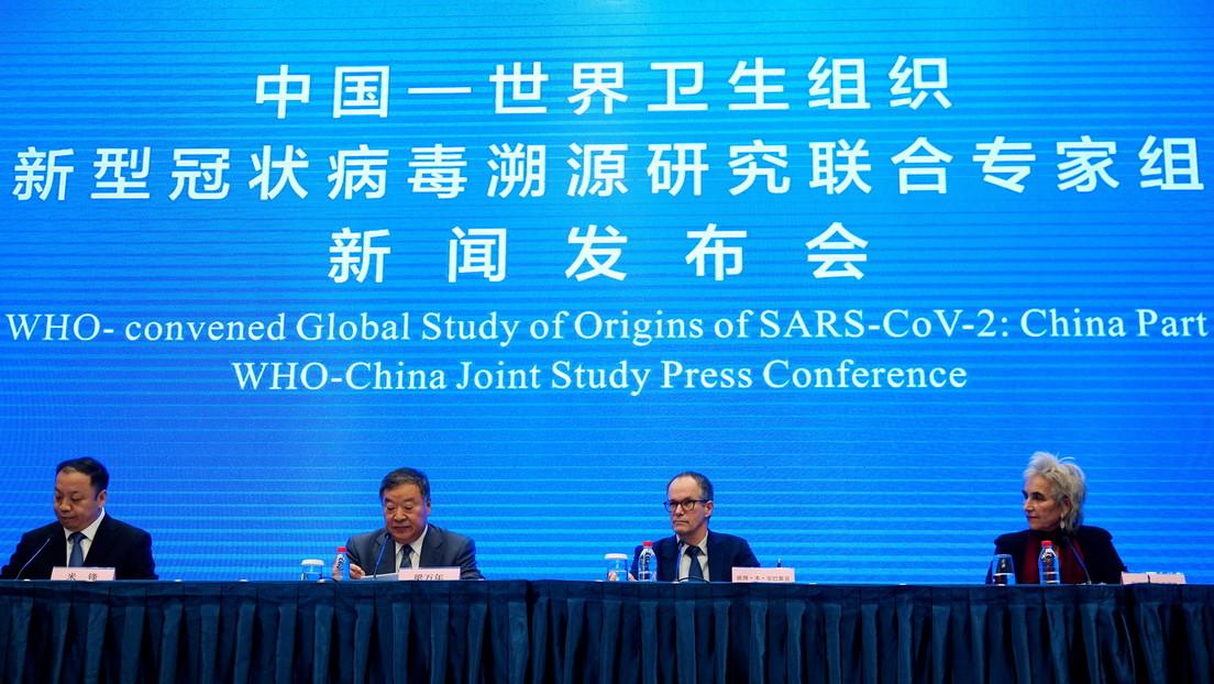 Equipo de la OMS en Wuhan afirma que el coronavirus tiene un origen zoonótico pero aún no logró identificar la especie que lo originó