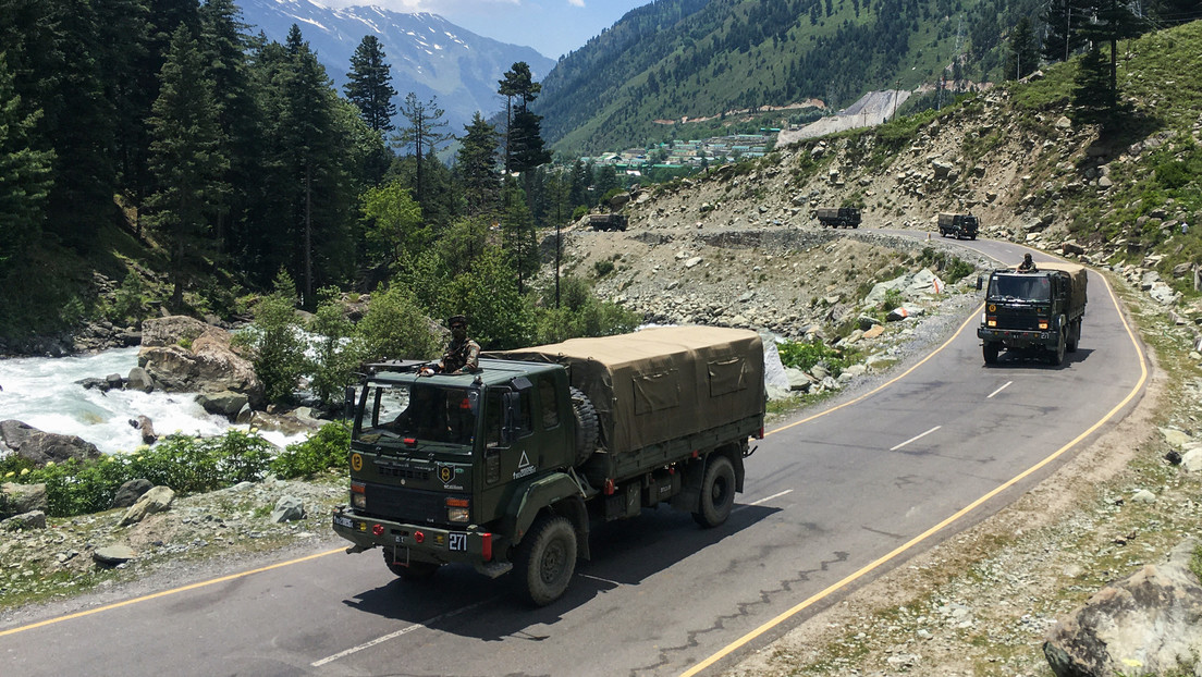 Pekín anuncia la retirada de los Ejércitos de China e India de la frontera en disputa en el Himalaya