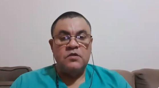 Carlos Umaña llama a  los hondureños a no reunirse en San Valentin,   ya que  puede traer consecuencias desastrosas