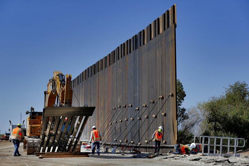 Joe Biden elimina presupuesto para construcción de muro fronterizo