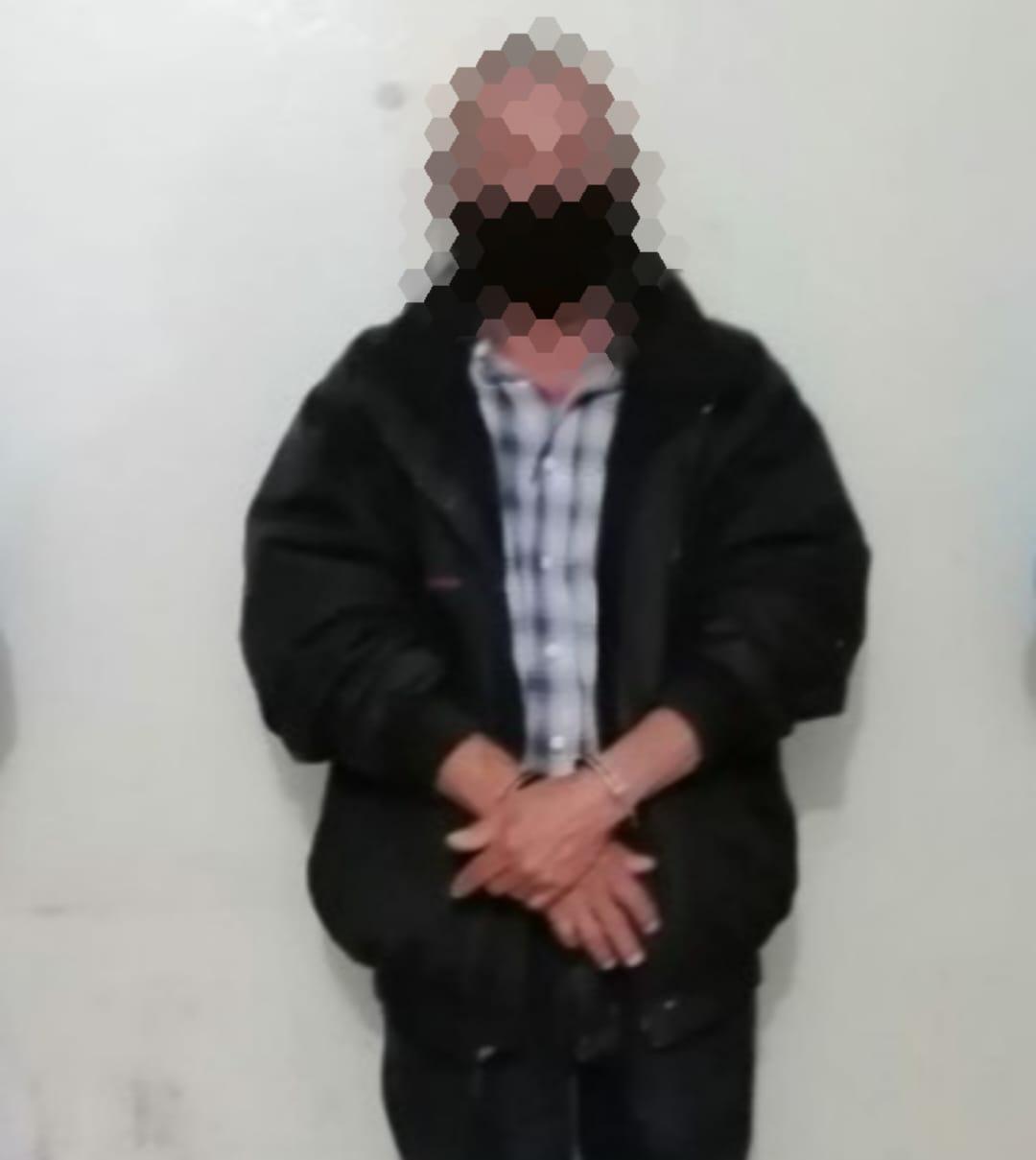Por homicidio culposo se arresta a sospechoso en el oriente del país