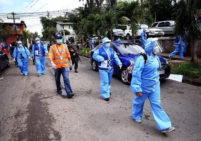 Viceministro de Salud pide a la población recibir en sus casas a las brigadas médicas contra la Covid-19