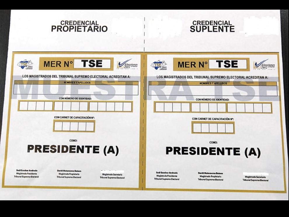 Movimiento de Luis Zelaya cree que entregar nombres para las credenciales pone en peligro a delegados de mesa