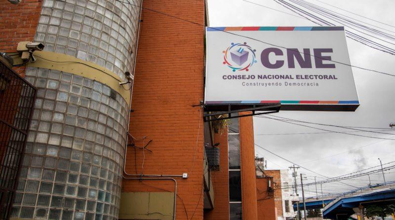 Concejales del CNE piden a Rixi Moncada que reanude las reuniones en el pleno
