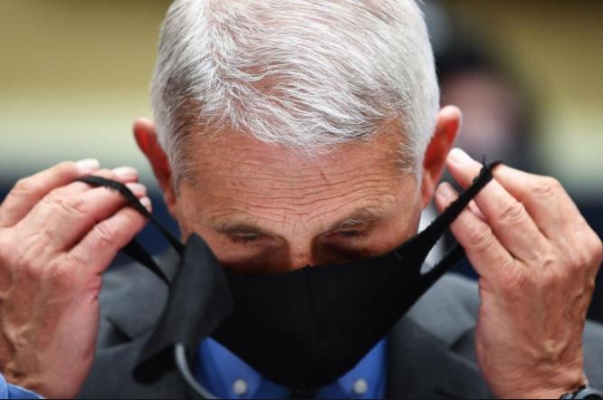 Principal experto del gobierno en enfermedades infecciosas de EEUU asegura que las «mascarillas serán necesarias por muchos meses más»