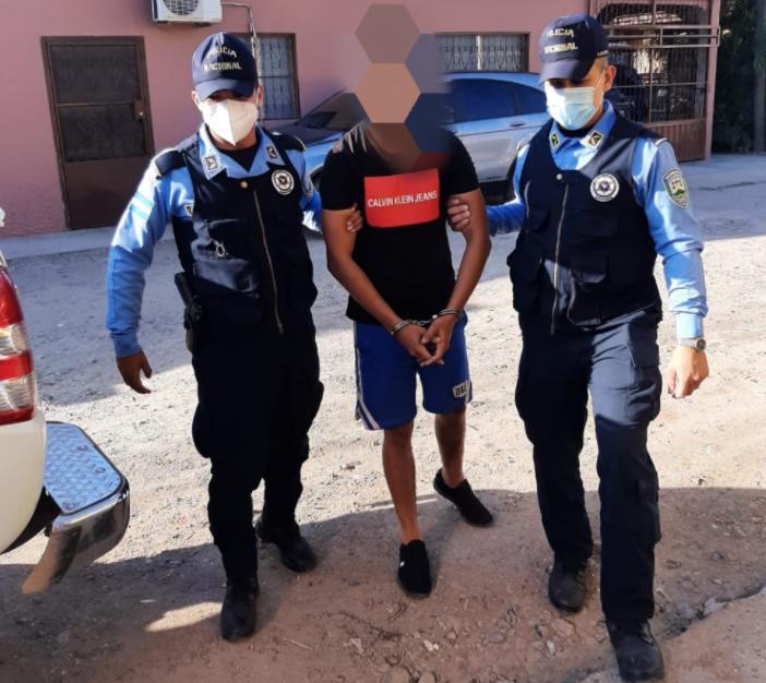 Por violar a una mujer con discapacidad, capturan a un hombre en Yoro