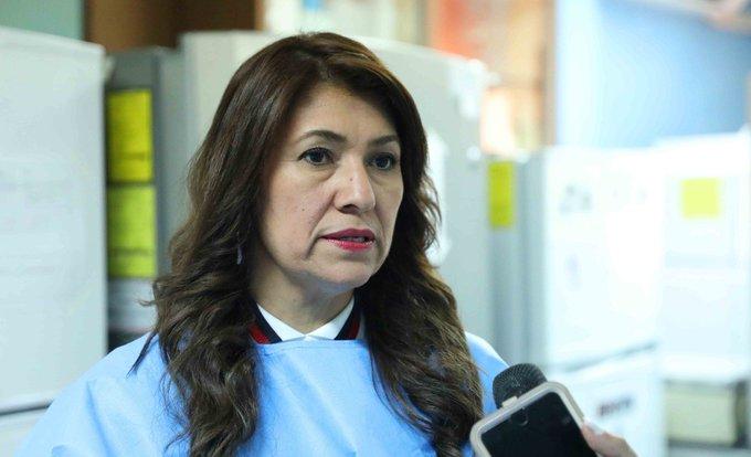Ministra de Salud: » La vacuna ayudara en un 80% a disminuir el riesgo de contagio, pero no es la solución completa»