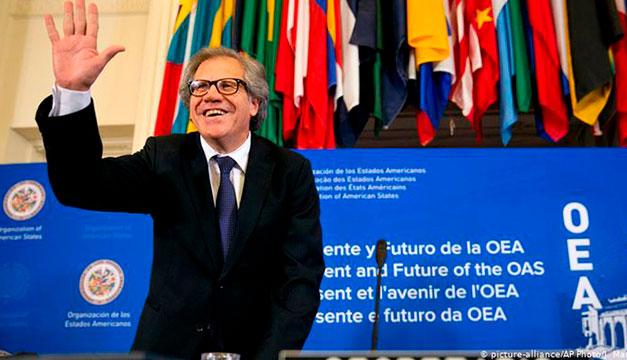 OEA envía misión a El Salvador para evaluar situación política