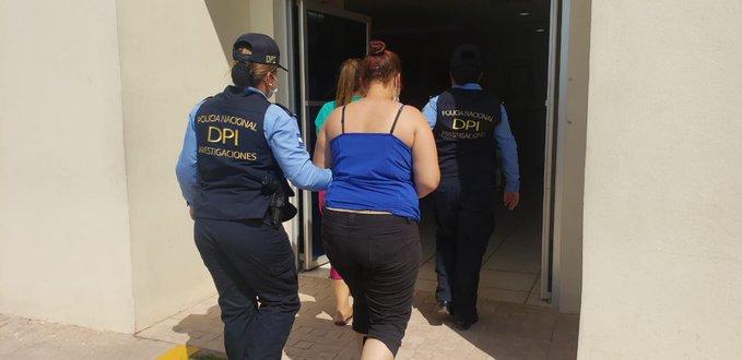Capturan a tres mujeres acusadas de secuestro en la capital