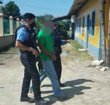 De México llegó en calidad de retornado un sospechoso del delito de hurto