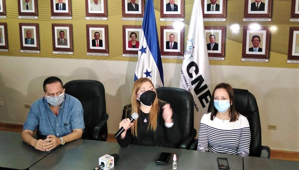 """Ana Paola Hall: """"Las elecciones primarias están garantizadas"""""""