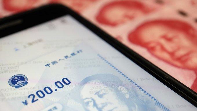 China repartirá más de seis millones de dólares en moneda digital para el Año Nuevo Lunar