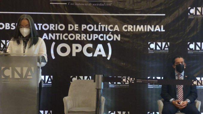 CNA presenta informe de medición de eficacia y transparencia en Centroamérica