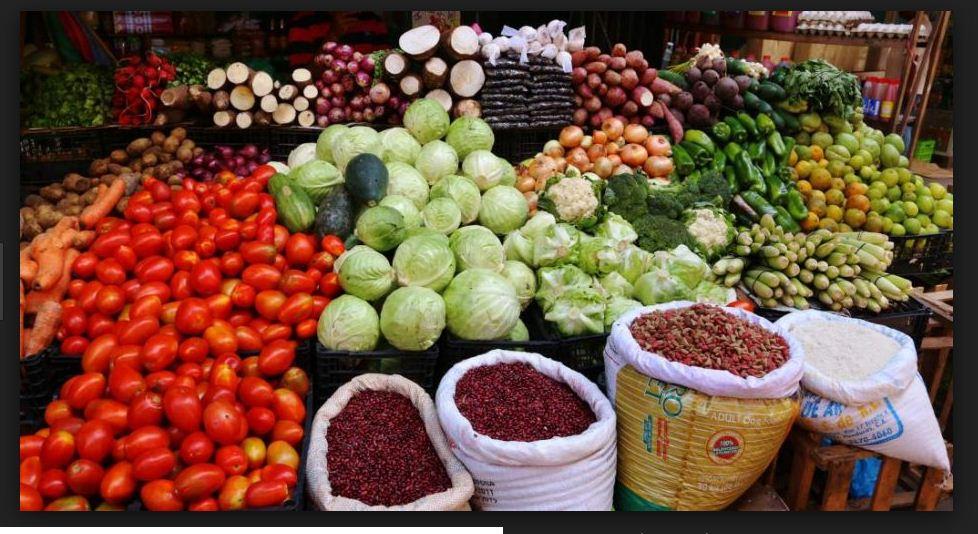 En mercados capitalinos: La Dirección de Protección al Consumir verifica precios de la canasta básica