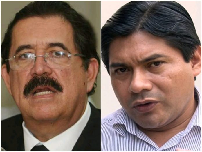Wilfredo Méndez: El expresidente Zelaya está fuera de control desde diciembre