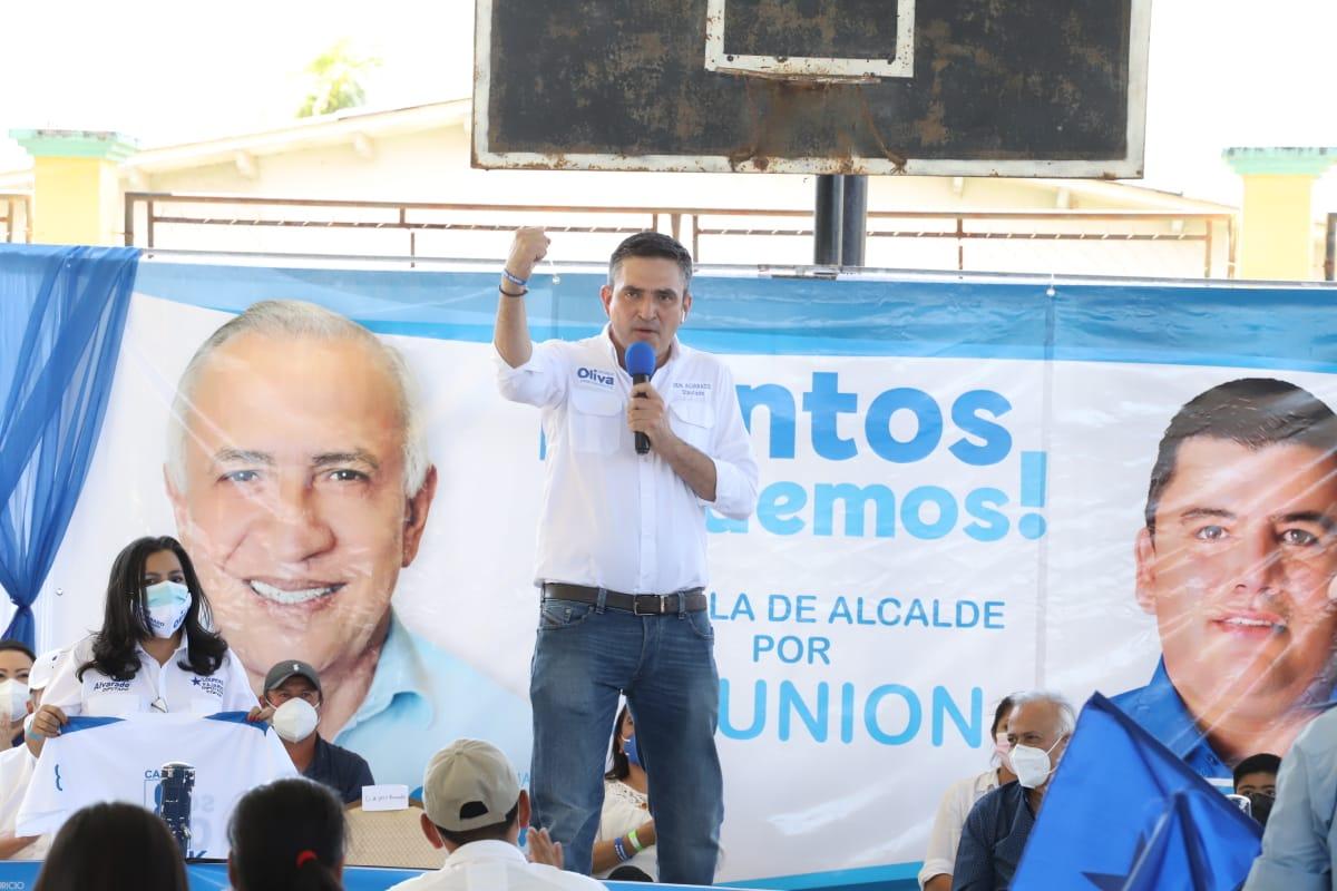 Coordinador en Copán: «Este movimiento es de la mujer y la juventud y serán fundamentales en el gobierno de Oliva»