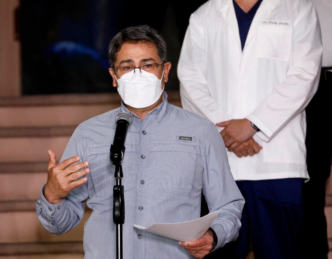 Gobierno otorgará bono de vivienda de 160.000 lempiras a trabajadores de salud