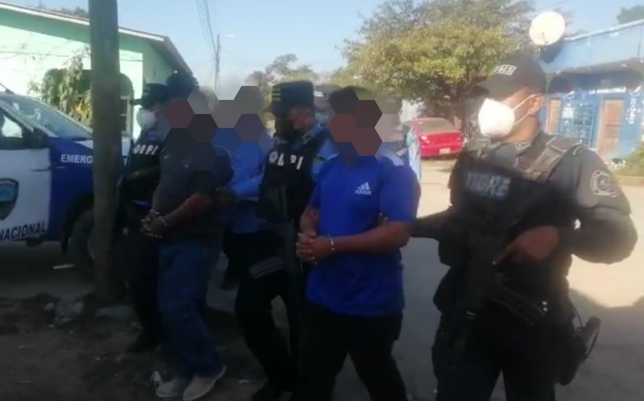 Capturados los supuestos responsables del asesinato de un líder tolupán en Yoro