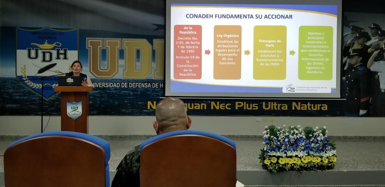 Directores de centros penitenciarios reciben capacitación en Derechos Humanos
