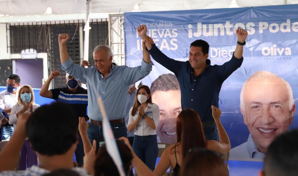 Juan Diego Zelaya: «Con debate o sin debate, con amenazas o intimidaciones, vamos a ganar las elecciones»
