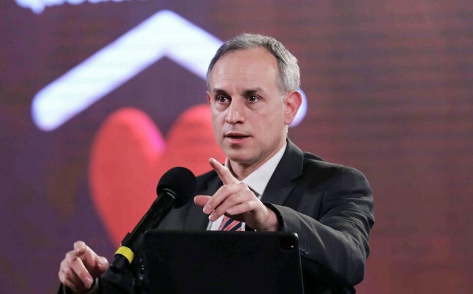 El subsecretario de Salud de México y coordinador estratégico de la pandemia da positivo por coronavirus