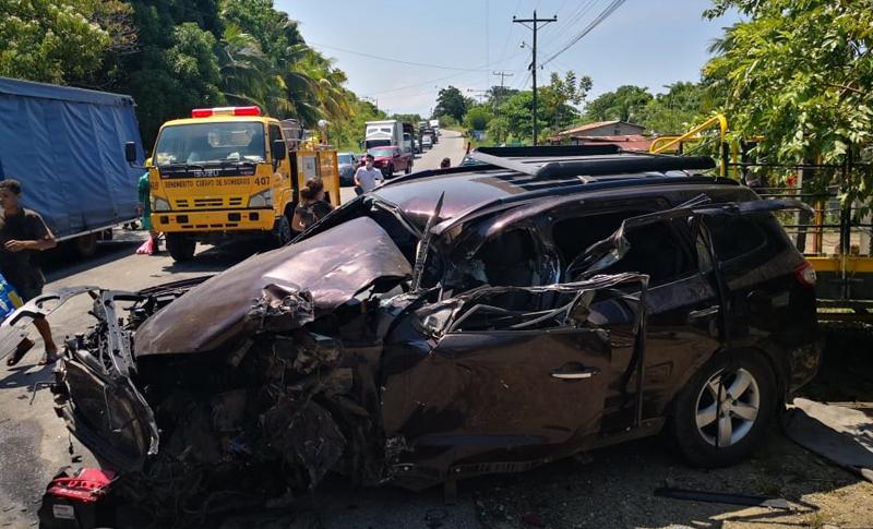 DNVT: Disminuyen decesos por accidentes viales este año