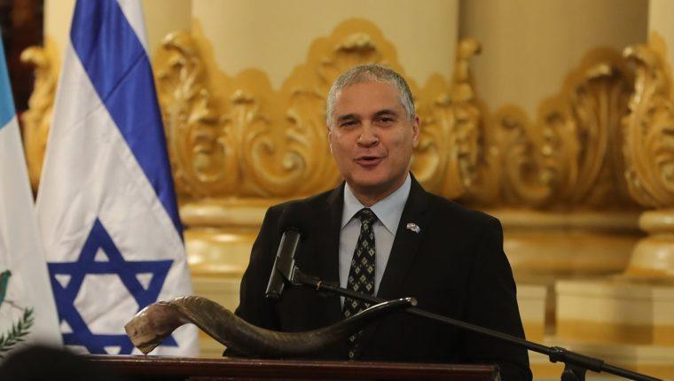 Anuncia embajador Mattanya Cohen:  «Muy pronto Israel abrirá su embajada en Honduras»