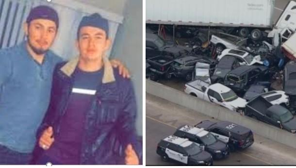 Padre de jóvenes muertos en accidentes de Texas pide a cancillería ayude repatriar los cuerpos