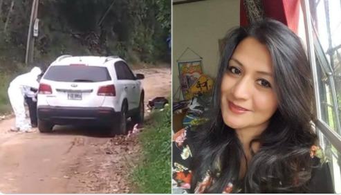 Capturan dos sujetos acusados de asesinar a Lesbi Araceli Interiano en Intibucá