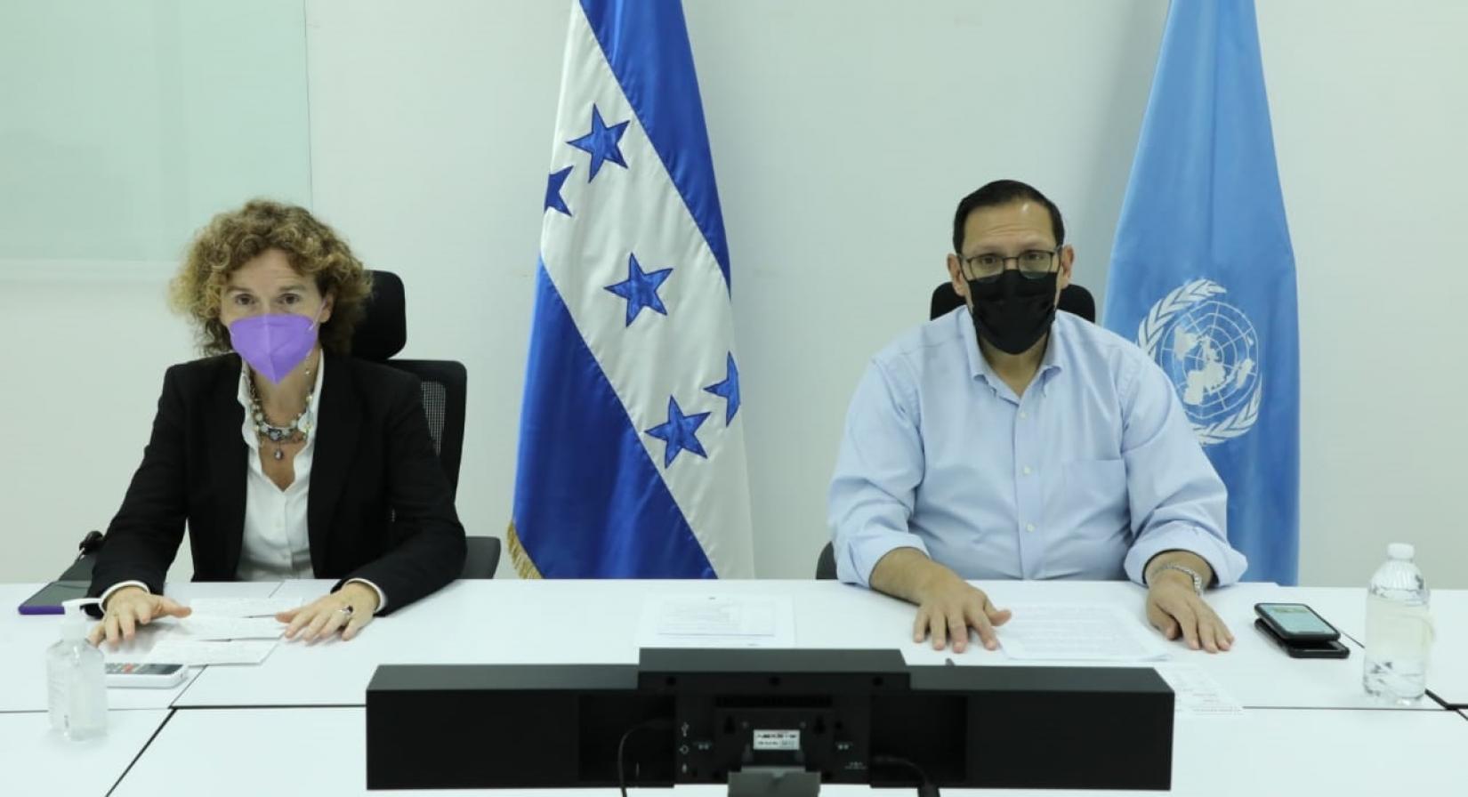 ONU sigue acompañando la institucionalidad electoral de Honduras