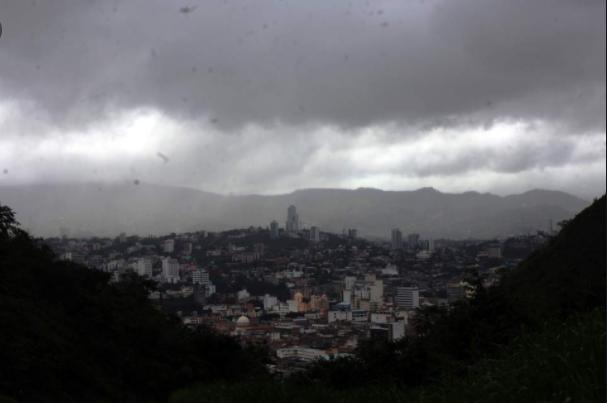 CLIMA: Nubosidad y lluvias leves en la mayor parte del territorio nacional