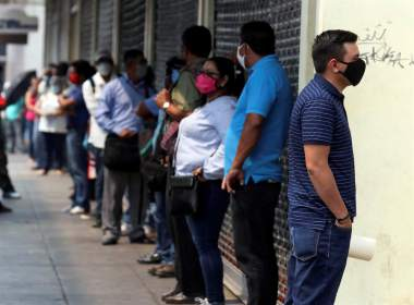 En un 70% han caído las oportunidades de empleo en Tegucigalpa