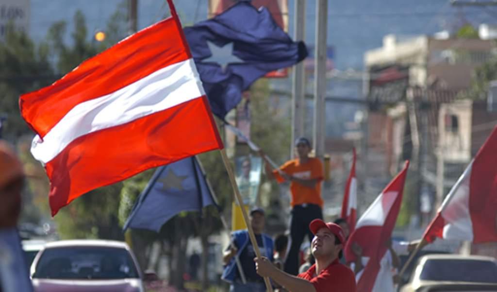 Comisionado Javier Franco:  Los partido ya saben de dónde no pueden recibir financiamiento para sus campañas
